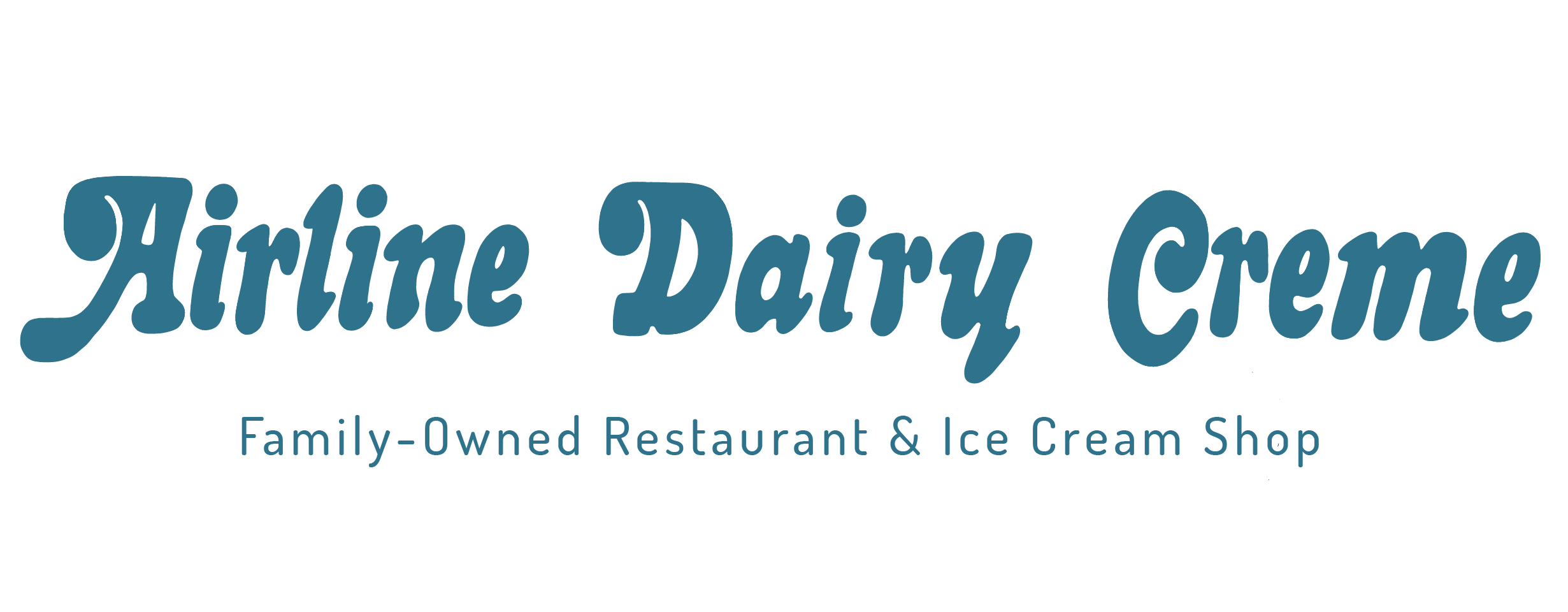 Airline Dairy Creme